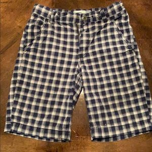 Old Navy Boys Plaid Shorts